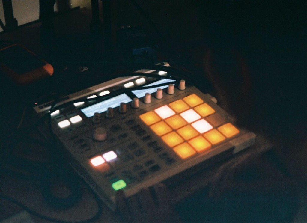 Native Instruments Maschine mk2, Maschine review, the monarch enterprise, TME