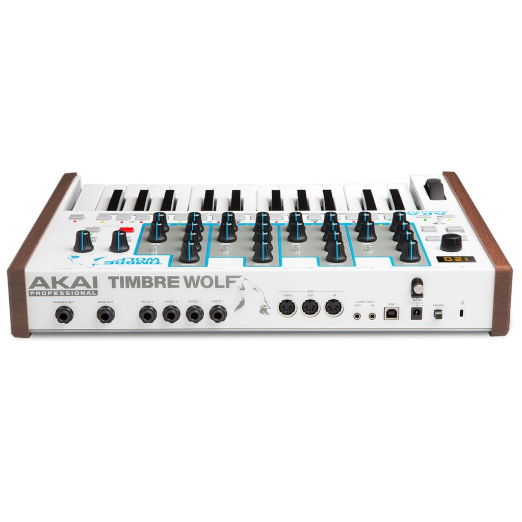 timbrewolf2, Timbre Wolf, Akai, akai timbre wolf review, new akai products,