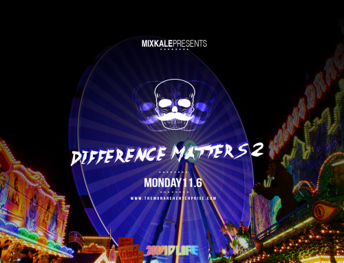 Difference Matters 2 (Apple Music Playlist)